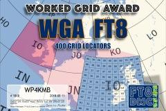 WP4KMB-WGA-400